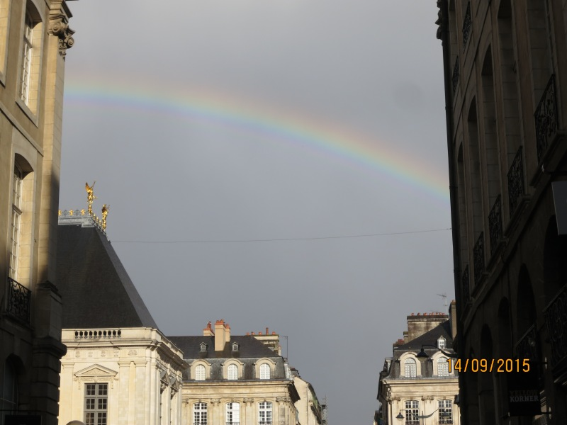 8 rainbow over parliament