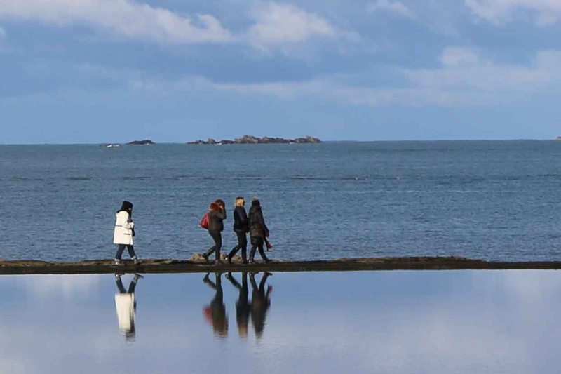 St Malo 8 reflection