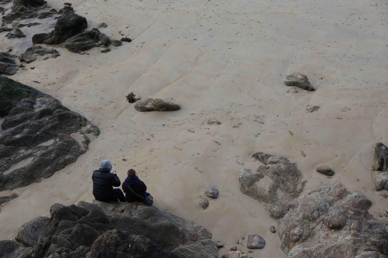 07 at the beach