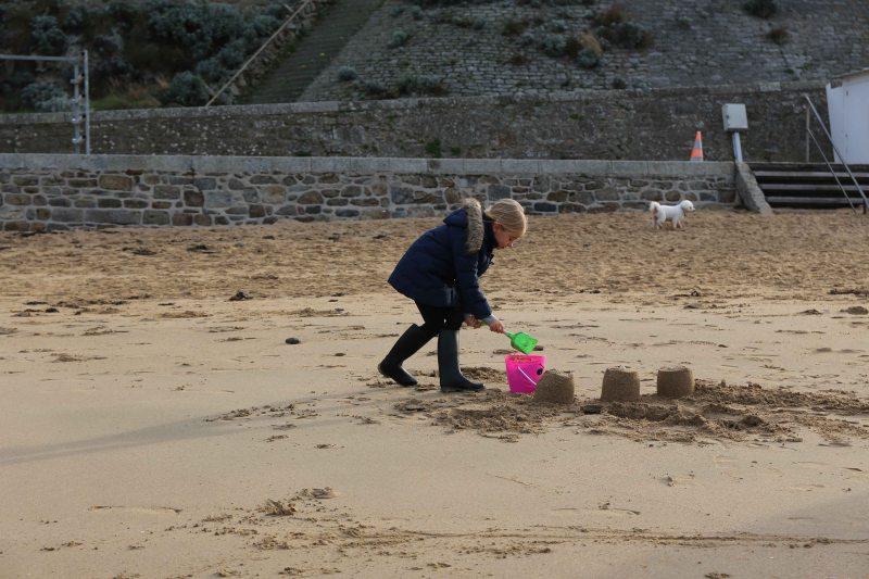 07c at the beach