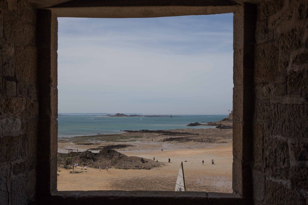 in St. Malo again