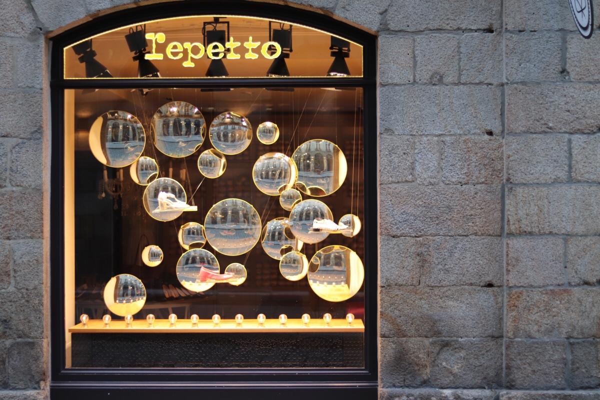repetto - a shoe shop